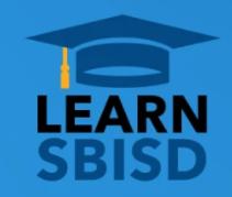 LearnSBISD Logo